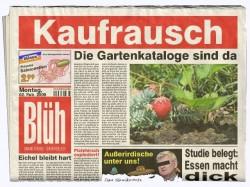 Gartenkataloge für 2009 sind eingetroffen